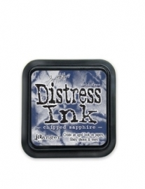 Distress inkt Chipped Sapphire
