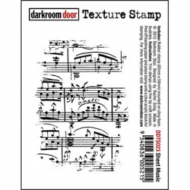 DarkroomDoor-Sheet Music