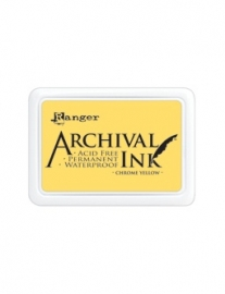 Archival Chrome Yellow
