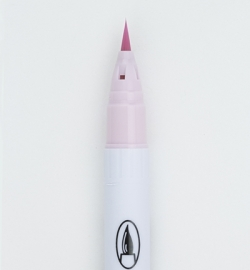 ZIG-Clean Color Brush - Sugared Almond Pink