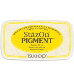 Stazon Pigment - Lemon Drop