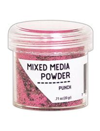 Mixed Media Powder - Punch