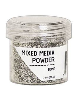 Mixed Media Powder - Bone