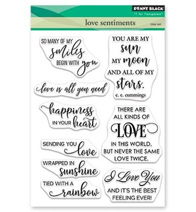 Penny Black - Love Sentiments
