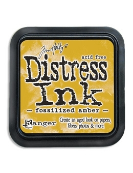 Distress inkt Fossilized Amber