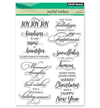 Penny Black - Joyful Wishes