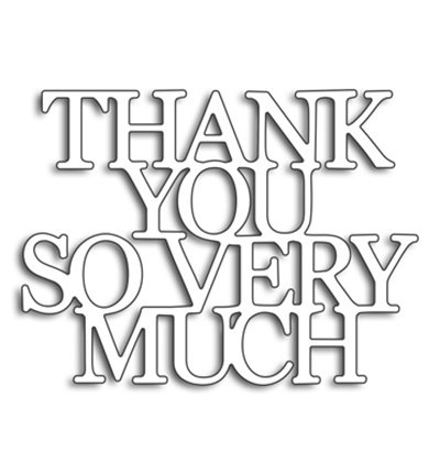 Penny Black - Thank you so...
