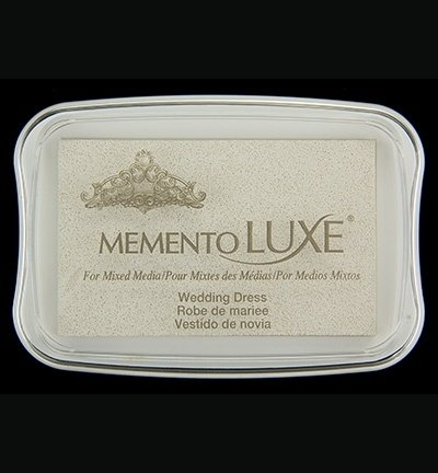 Memento Luxe Wedding Dress