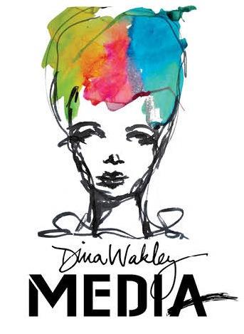 Dina Wakley Mixed Media stempels enzo bij Leuke Stempels