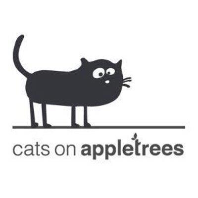 Cats on Appletrees, catsonappletrees, stempels zijn bij Leuke Stempels te koop