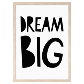 Dream big (A3) - Mini Learners