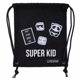 Super kid drawstring bag - Cribstar