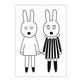 Rab Love (50x70 cm) - MiniWilla