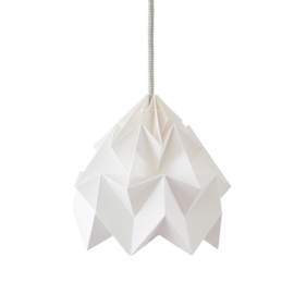 Moth lamp WIT - Studio Snowpuppe