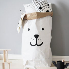 Paperbag XXL Bear - Tellkiddo
