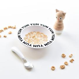 Yum yum yum bowl - Buddy and Bear