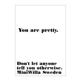 Pretty (50x70 cm) - MiniWilla