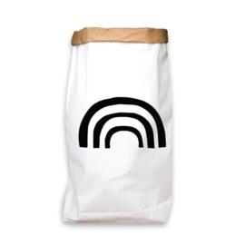 Paperbag L RAINBOW - Huusje