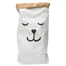 Paperbag XXL Sleeping bear - Tellkiddo