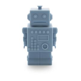 Spaarpot Robot  BLAUW - KG Design