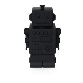 Spaarpot Robot  ZWART - KG Design