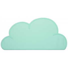 Placemat Cloud  MINT - KG Design