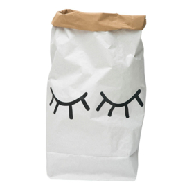 Paperbag XXL Closed eyes - Tellkiddo