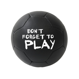 Bal Don't Forget to Play - vanPauline