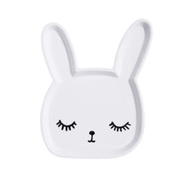 Bunny Plate - vanPauline