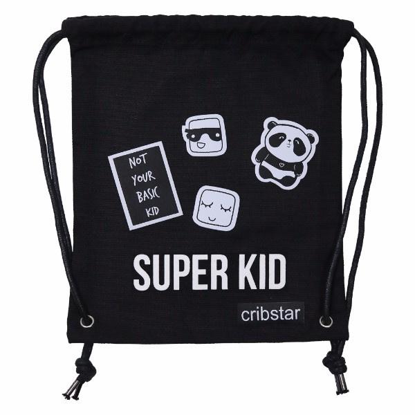 Super kid drawstring bag - Cribstar