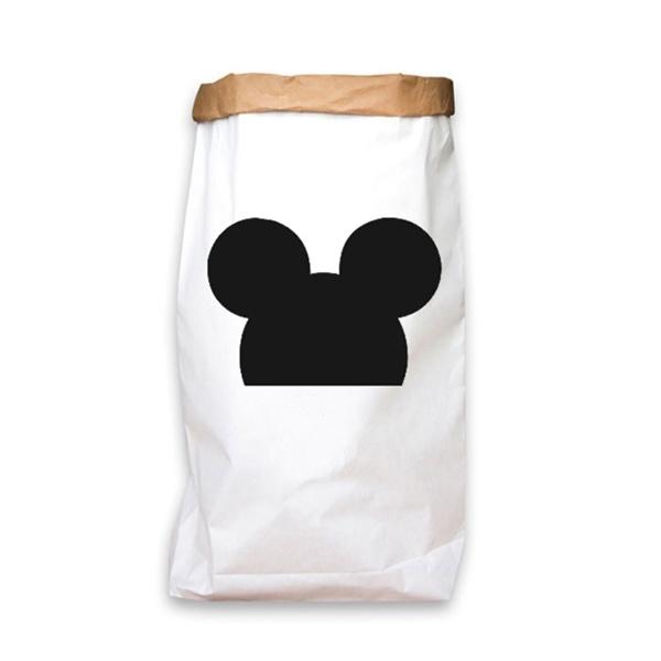 Paperbag L MOUSE - Huusje