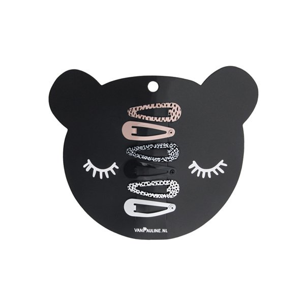 Hairclips PINK - vanPauline