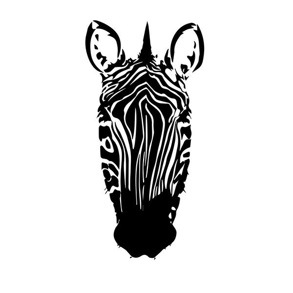 Zebra (A3) - Bulb London