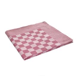 Tea Towels, Red, 65x65cm, Treb WS