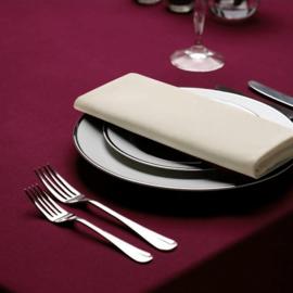 Tablecloth, Maroon, 114x114cm, Treb SP