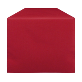 Table Runners, Red, 30x132cm, Treb SP