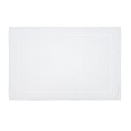 Bath Mat, White, 50x76cm, Treb Towels