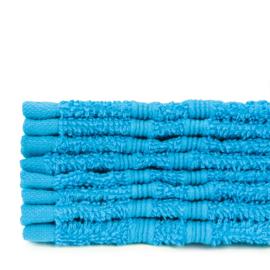 Washcloth, Turquoise, 15x22cm, Treb ADH