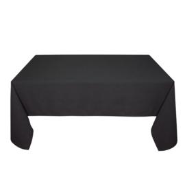 Tablecloth, Black, 114x114cm, Treb SP