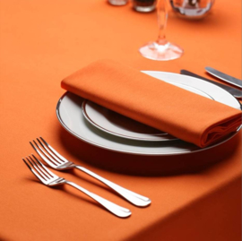 "Table Runner, 11x51"", 30x132cm, Tangerine, Treb SP"