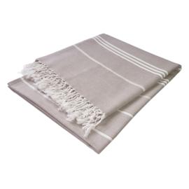 Hammam Towel, Beige, 90x145cm, Treb WS