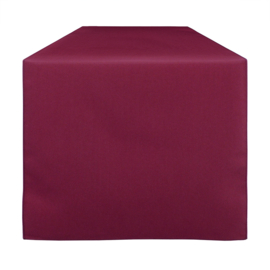 Table Runners, Maroon, 30x132cm, Treb SP