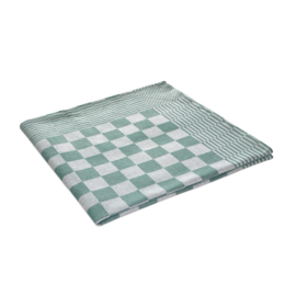 Tea Towels, Green, 65x65cm, Treb WS