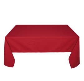 Tablecloth, Red, 132x132cm, Treb SP