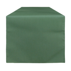 Table Runners, Forest Green, 30x132cm, Treb SP