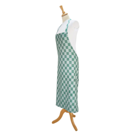 Apron, Green, 70x95cm, Cotton, Treb WS