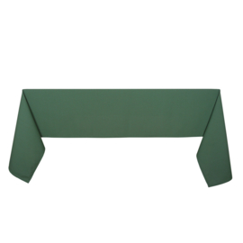Tablecloth, Forest Green, 114x114cm, Treb SP