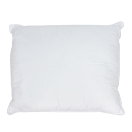 Pillow, White, 60x70cm, Percale Cotton, Treb ADH