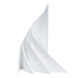 Napkins, White, 53x53cm, RiR
