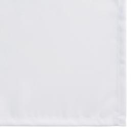 Tablecloth, White, 132x132cm, Treb SP